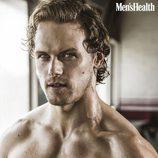Sam Heughan posa sexy para Men's Health South África