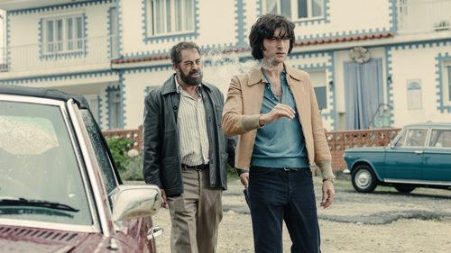 Javier Rey y Carlos Blanco en 'Fariña'