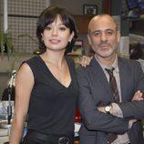 Javier Gutiérrez (Manuel Márquez) y Anna Castillo (Susana) en las fotos promocionales de 'Estoy vivo'