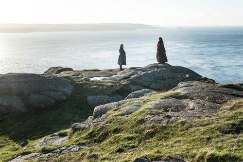 Melisandre y Varys en el 7x03 de 'Juego de Tronos'