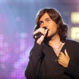 Fran Dieli cantando en 'Operación Triunfo 2005'
