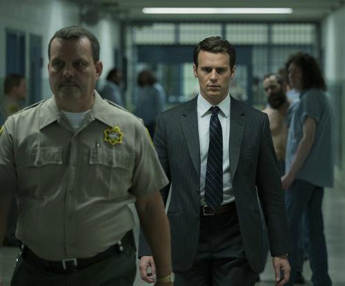 Primeras imágenes de Jonathan Groff en 'Mindhunter', la serie de Netflix dirigida por David Fincher