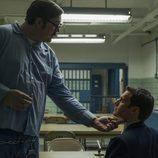 Jonathan Groff interpreta a Holden Ford en 'Mindhunter'