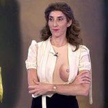 """Paz Padilla disfrazada de """"Galarina"""" en 'Sálvame'"""