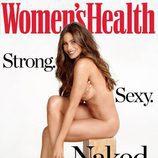 Sofía Vergara se desnuda en la portada de la revista Women's Health
