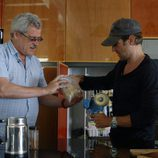 Fogel y Rodchenko, juntos en 'Ícaro'