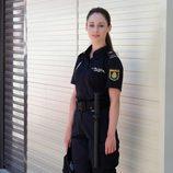 Elena Rivera, inspectora en prácticas en 'Servir y proteger'
