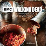 Portada del libro de cocina y supervivencia de 'The Walking Dead'