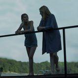 Wendy y su hija Charlotte en 'Ozark'