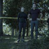 Marty Byrde y Wendy Bryde en 'Ozark'