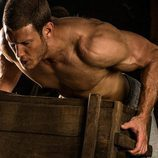 Tom Hopper ('Juego de tronos') posa semidesnudo para la revista Men's Health