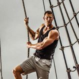 Tom Hopper, actor de 'Juego de tronos', posa muy sexy para la revista Men's Health