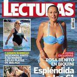 Portada Lecturas con Carmen Borrego y Rosa Benito