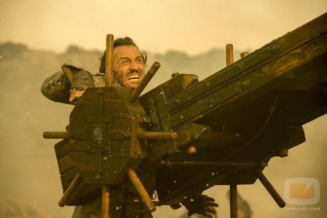 Bronn en el 7x04 de 'Juego de Tronos'