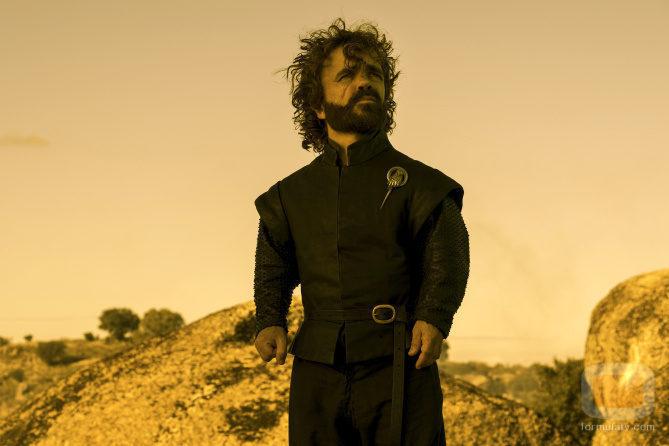 Tyrion Lannister en el 7x04 de 'Juego de Tronos'