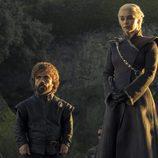 Tyrion Lannister y Daenerys Targaryen en el 7x05 de 'Juego de tronos'