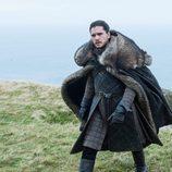 Jon Nieve en el 7x05 de 'Juego de Tronos'