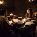 Sam y Gilly en el 7x05 de 'Juego de tronos'
