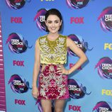 Lucy Hale en los Teen Choice Awards 2017