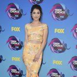 Niki Koss en los Teen Choice Awards 2017