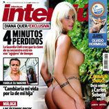 Carmen Snake desnuda en Interviú
