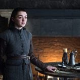 Arya Stark durante el episodio 7x06 de 'Juego de Tronos'