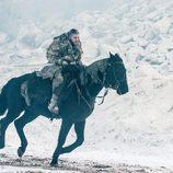 Jon Nieve escapa en el 7x06 de 'Juego de Tronos'