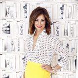Ana Rosa Quintana, posa para las fotos promocionales de 'El programa de Ana Rosa'