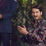 Pacho Herrera en la tercera temporada de 'Narcos'