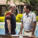 Javier Cámara en la tercera temporada de 'Narcos'