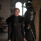 Cersei Lannister y La Montaña en el 7x07 de 'Juego de Tronos'