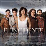 Cartel oficial de 'El incidente', la nueva serie de Antena 3