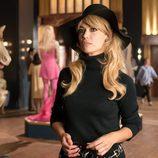 Patricia Conde, Brigitte Bardot en 'Velvet colección'