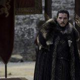 Jon Snow en el 7x07 de 'Juego de Tronos'