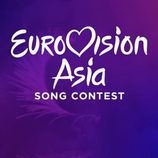 El logotipo del Festival de Eurovisión Asia