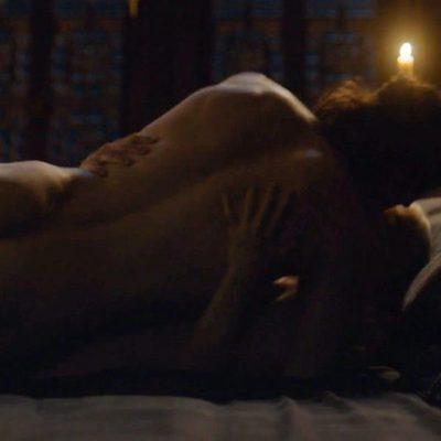 Escenas de sexo entre Jon Snow y  Daenerys Targaryen en el 7x07 de 'Juego de Tronos'