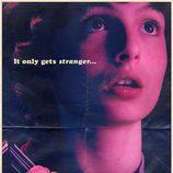 Cartel de Mike Wheeler en la segunda temporada de 'Stranger Things'