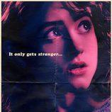 Cartel de Nancy Wheeler en la segunda temporada de 'Stranger Things'