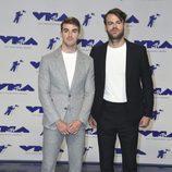 The Chainsmokers en los MTV VMA 2017
