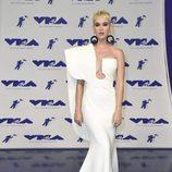 Katy Perry posa en los MTV VMA 2017