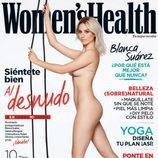 Blanca Suárez posa desnuda para la revista Women's Health