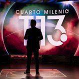 Iker Jiménez en la 13ª temporada de 'Cuarto milenio'