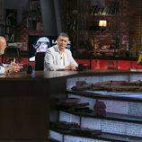 Iker Jiménez en la mesa de 'Cuarto milenio'