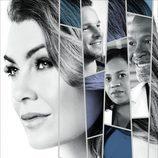 Cartel promocional de la 14ª temporada de 'Anatomía de Grey'