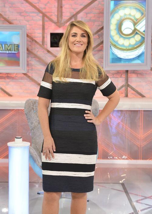 Carlota Corredera, en las imágenes promocionales de la tercera temporada de 'Cámbiame'