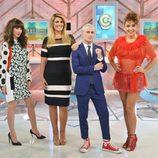 El equipo de 'Cámbiame' promociona la tercera temporada
