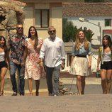 El equipo de 'First Dates' en Zarzuela del Monte