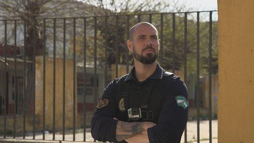 Un policía nacional, protagonista de 'Héroes, más allá del deber'