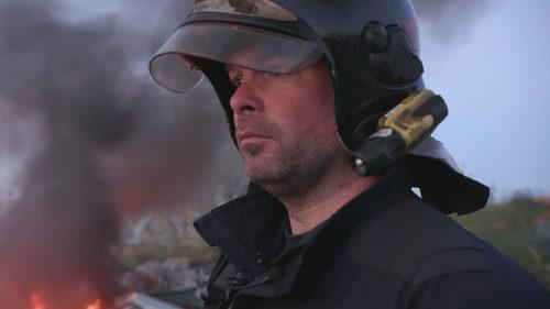 Un bombero, protagonista de 'Héroes, más allá del deber'