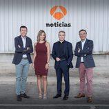 Imagen promocional de la nueva temporada de 'Antena 3 noticias 2'